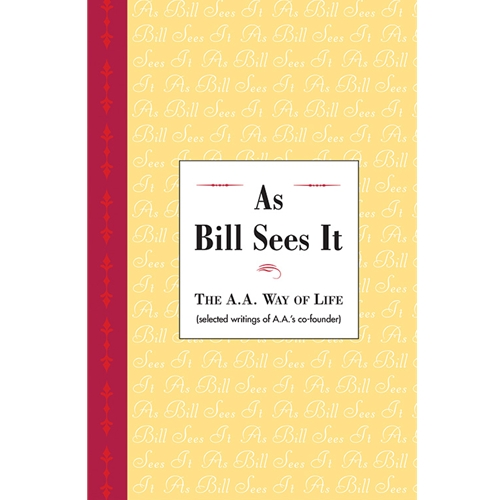 As Bill Sees It (Large Print Soft Cover)