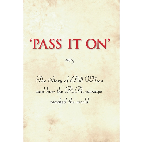 Pass It On (Hard Cover)